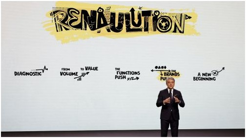雷诺集团发布全新战略规划 计划到2025年推出24款车型