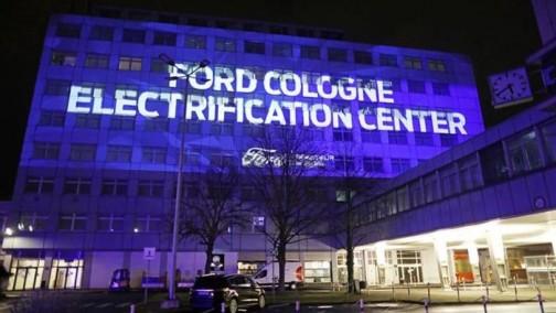 10亿美元建厂 福特欧洲到2030年全面电动化