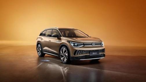 上汽大众推ID.6X抢占7座智能电动SUV市场,预售价不高于30万元