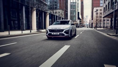代汽车首款高性能SUV KONA N全球首发亮相 勾画N品牌战略新蓝图